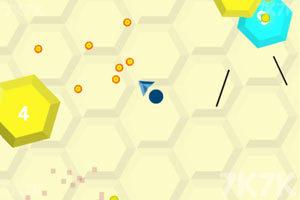 《碰撞球》游戲畫面2