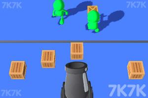 《疯狂的大炮》游戏画面2