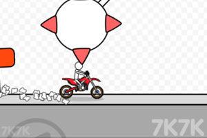 《迷你摩托挑战》游戏画面3