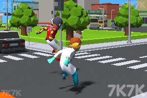 《新街頭跑酷》游戲畫面2