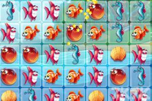 《海洋对对碰》游戏画面2
