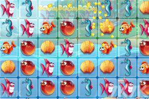 《海洋对对碰》游戏画面3