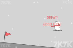 《雪人愛滑雪》游戲畫面3