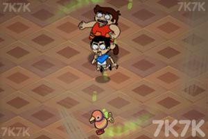 《噩梦的追逐》游戏画面3