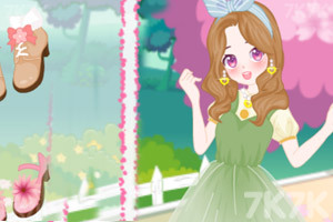 《漫画萝莉裙》游戏画面3