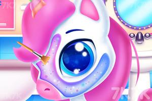 《独角兽彩虹蛋糕》游戏画面3