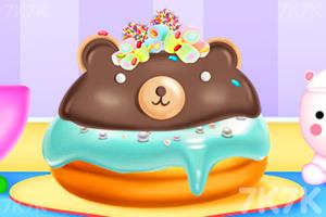 《独角兽彩虹蛋糕》游戏画面5