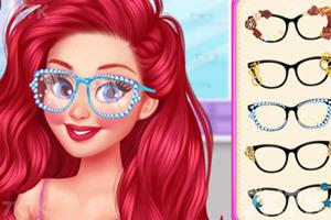 《校花的时尚眼镜》游戏画面3