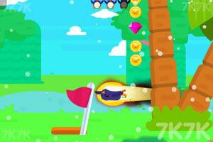 企鹅高尔夫球