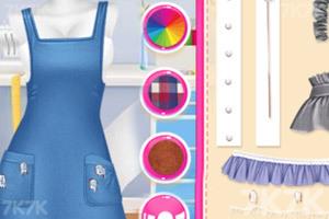 《绝美的背带裙》游戏画面3