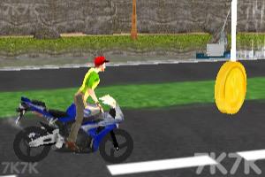 《真实摩托炫技赛》游戏画面4