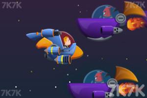 《银河攻击队》游戏画面2