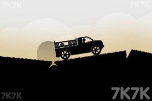 《火柴人疯狂货车》游戏画面3