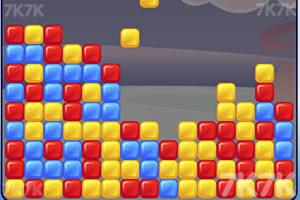《消除彩色方块》游戏画面3