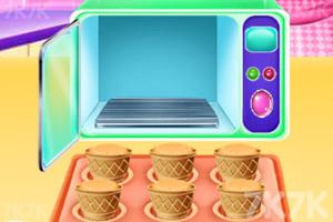 《姐妹的甜品站》游戏画面2