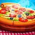 制作香腸披薩