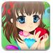 红苹果女生