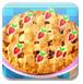 草莓苹果派