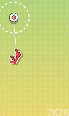 《洋火人绳子冲刺》游戏画面3