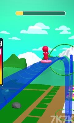 《橡皮人过山车》游戏画面3