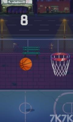 《节奏篮球》游戏画面4