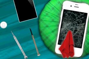 模拟修手机
