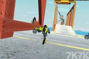 《炫技摩托》游戏画面4