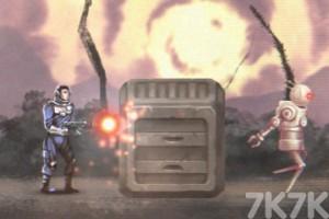 《将来掩护战》游戏画面2