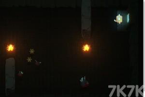 《小怪兽逃走》游戏画面2