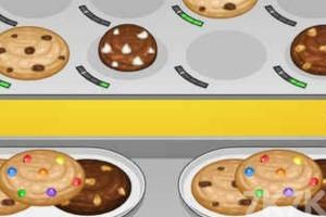 《老爹饼干圣代店》游戏画面4