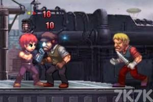 《复仇之臂审讯》游戏画面3