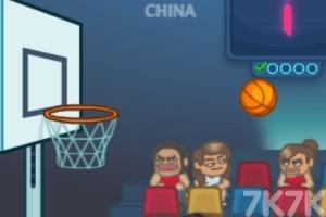 《篮球冠军赛》游戏画面4