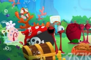 《蜗牛建公园》游戏画面1