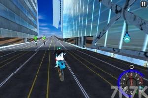 《绝技摩托赛》游戏画面4