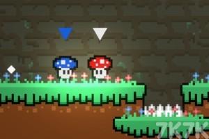 《蘑菇兄弟历险记》游戏画面1