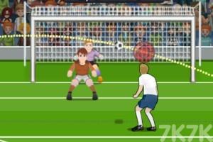 《足球疯子》游戏画面2