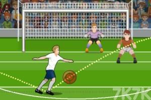 《足球疯子》游戏画面1