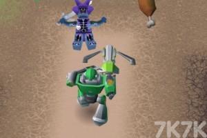 《挥刀的骑士》游戏画面1