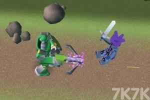 《挥刀的骑士》游戏画面3