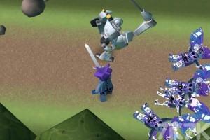 《挥刀的骑士》游戏画面4
