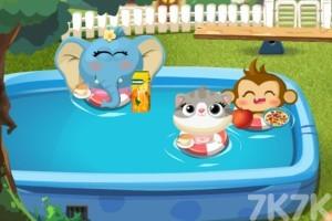 《熊猫老练园》游戏画面4