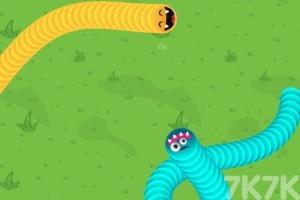 《饕餮蛇进级战》游戏画面4