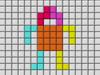 方块拼图第一关