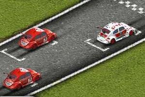 3D世界杯赛车