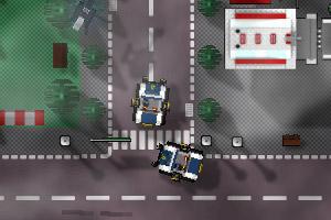 乐高城市战车