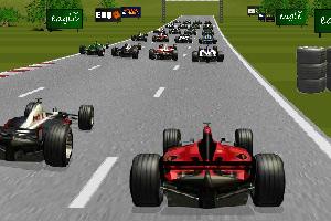 F1赛车终极赛