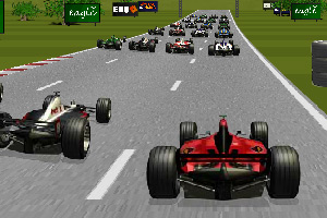 F1赛车终极赛中文版