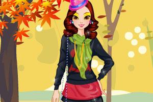 秋天的时尚