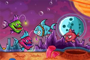 深海刺头鱼
