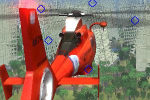 3D直升机救援行动